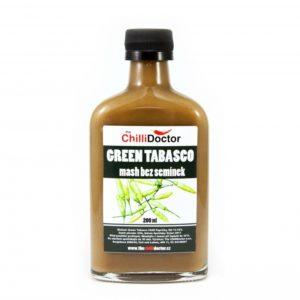 Green Tabasco omáčka
