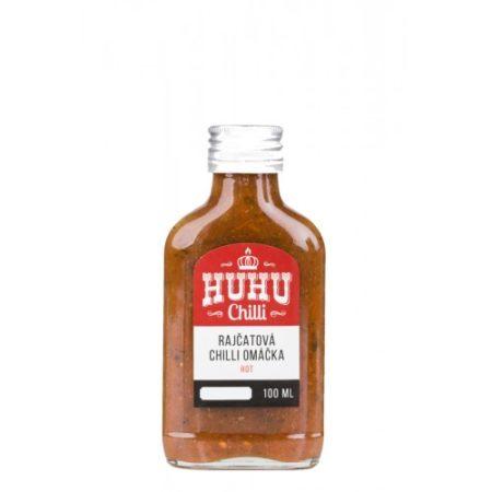 HUHU Chilli rajčatová omáčka 100ml
